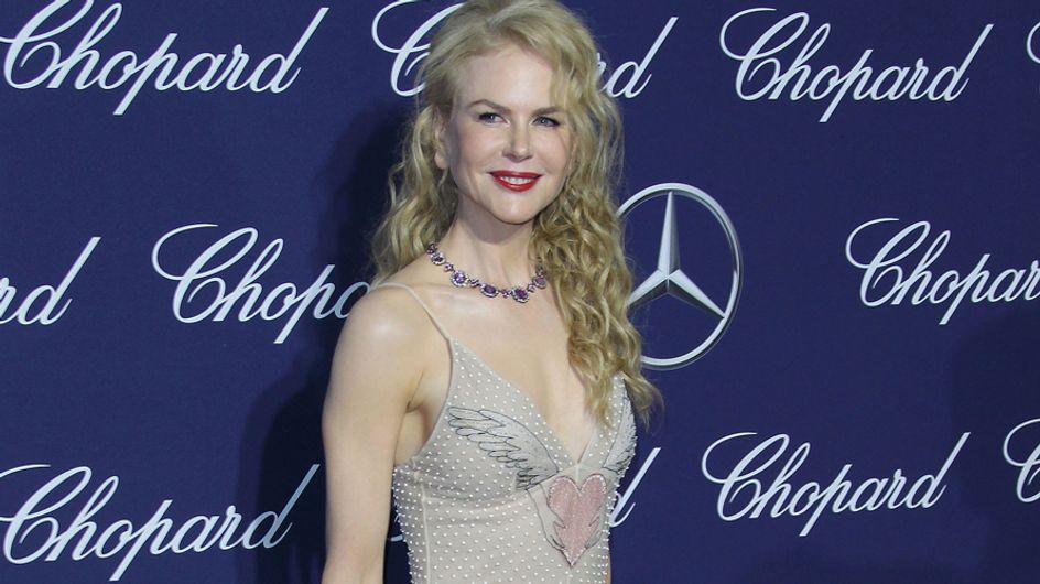 Nicole Kidman en Palm Springs, peor look de la semana