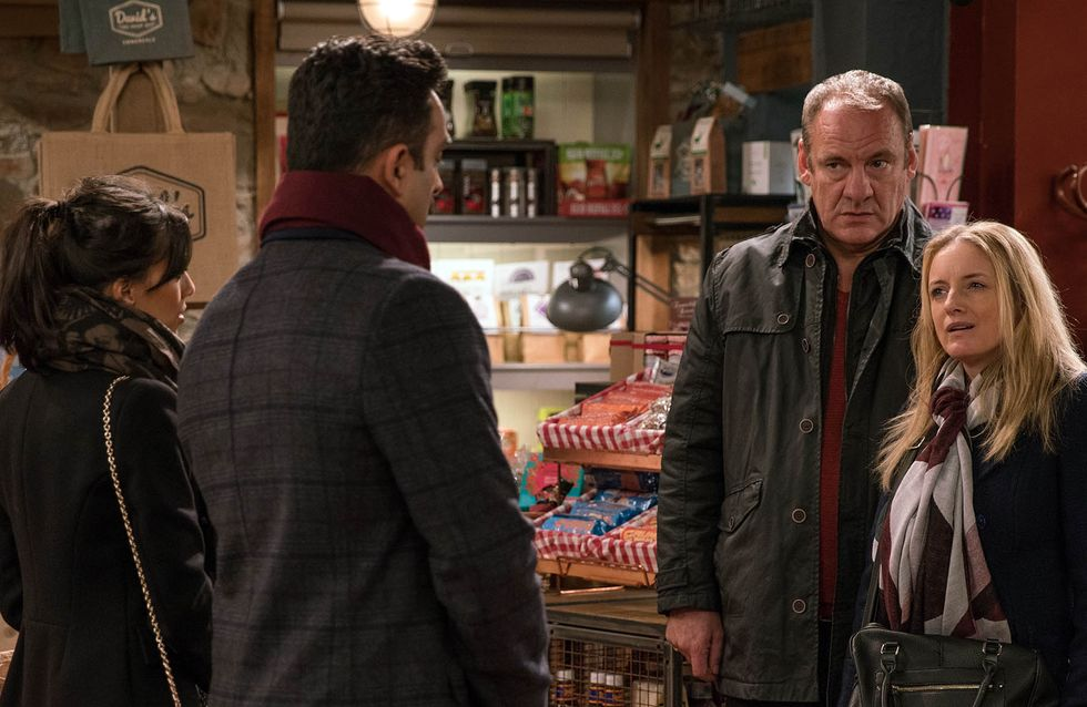 Emmerdale 17/01 - Nicola Finds Out The Truth