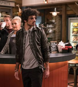 Emmerdale 18/01 - Kasim Finds Out The Truth