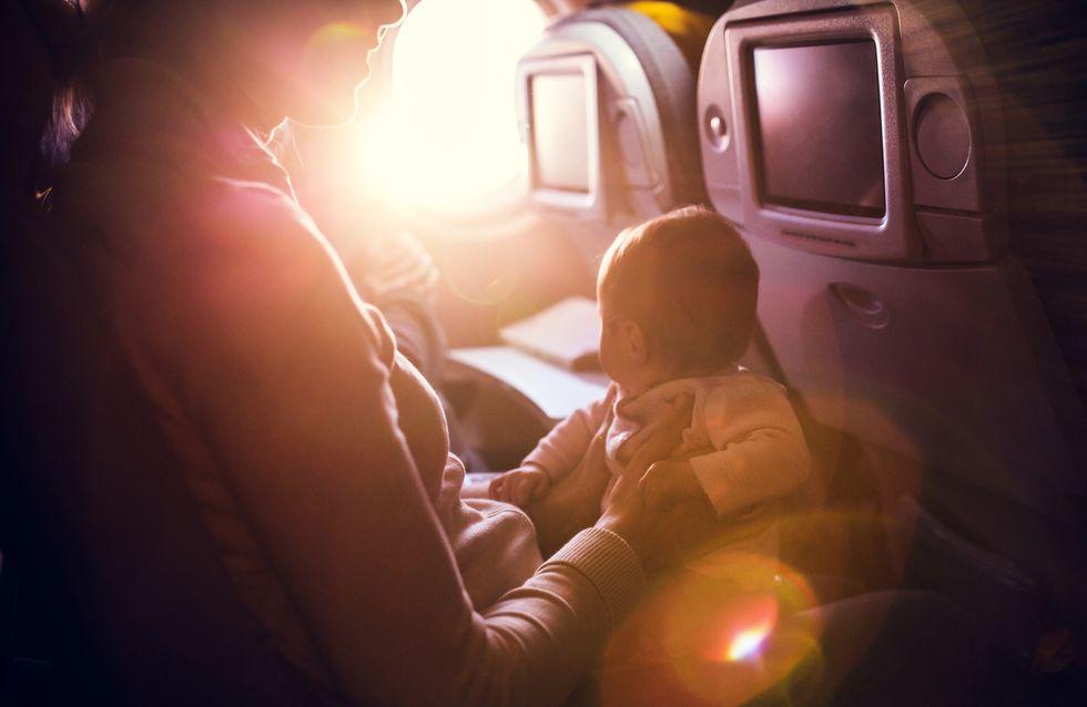 Schreiende Babys im Flieger - muss das sein? Diesen Post dazu sollten alle lesen!