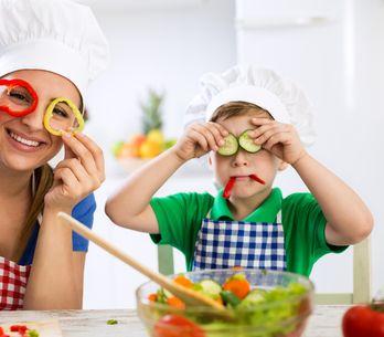 ¡A cocinar! 10 recetas y juegos de cocinar para toda la familia
