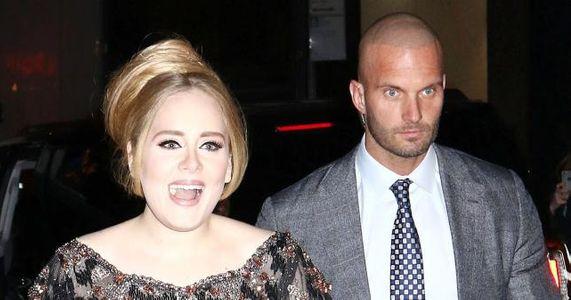 El guardaespaldas de Adele