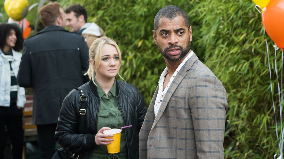 Hollyoaks 20/01 - Leela And Louis Worry About Who Overheard Them Last Night