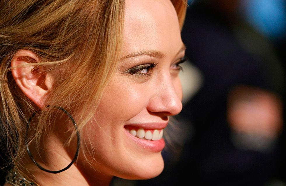Hilary Duff diz que não é 'boa' quando o assunto é namoro