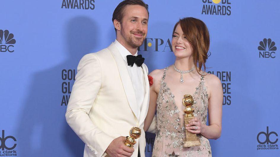 'La La Land' hace historia en los Globos de Oro: ¡descubre todos los ganadores y los mejores momentos!