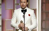 Männer, nehmt euch ein Beispiel! Mit dieser rührenden Rede dankt Ryan Gosling se