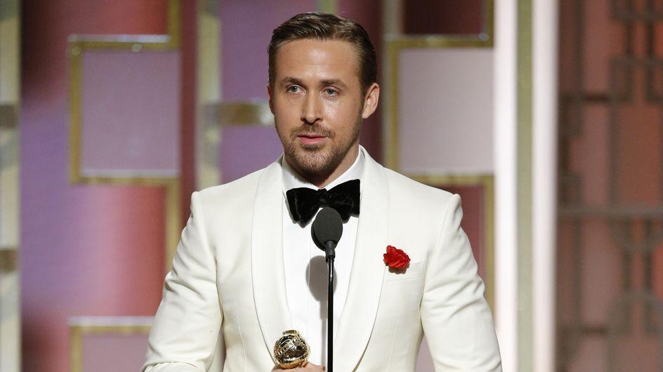Männer, nehmt euch ein Beispiel! Mit dieser rührenden Rede dankt Ryan Gosling seiner Frau