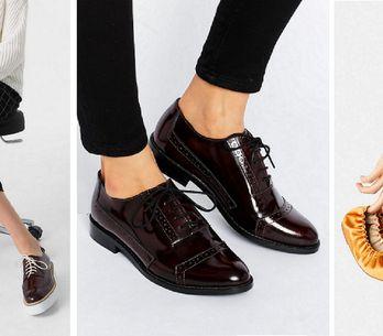 Comment porter des chaussures plates et être chic ?