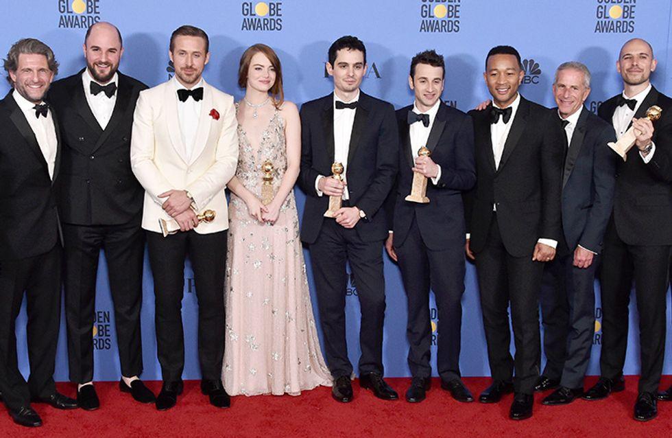 Veja a lista de Vencedores do Globo de Ouro 2017