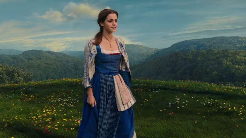 """Prêts à être émerveillés ? Écoutez Emma Watson chanter """"Belle"""", le titre de La Belle et la Bête (Vidéo)"""