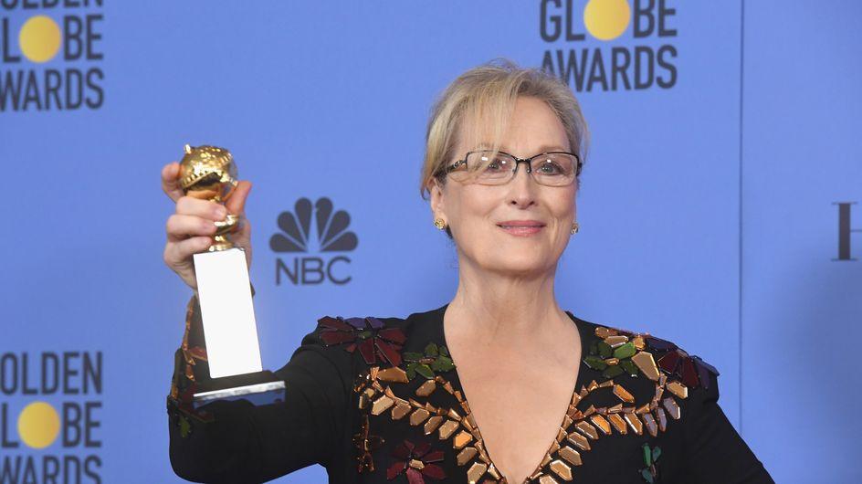 """Meryl Streep ai Golden Globe: """"la violenza genera violenza"""", le parole forti dell'attrice"""