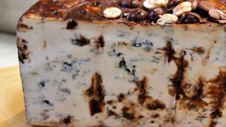 Queso de chocolate y otras locuras culinarias que desafían todos los límites