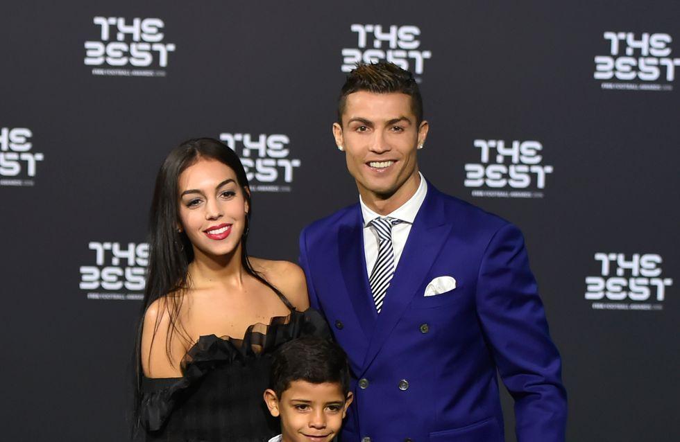 Im Liebesglück: Christiano Ronaldo zeigt sich zum ersten Mal mit seiner neuen Freundin