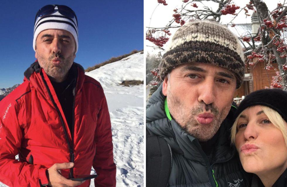 Antonella Clerici: primo selfie con il compagno. Ecco la foto della coppia sui social!