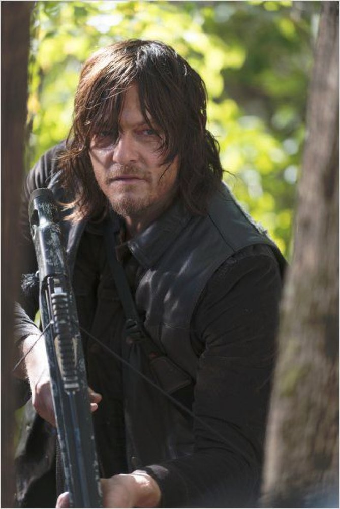 Norman Reedus dans The Walking Dead