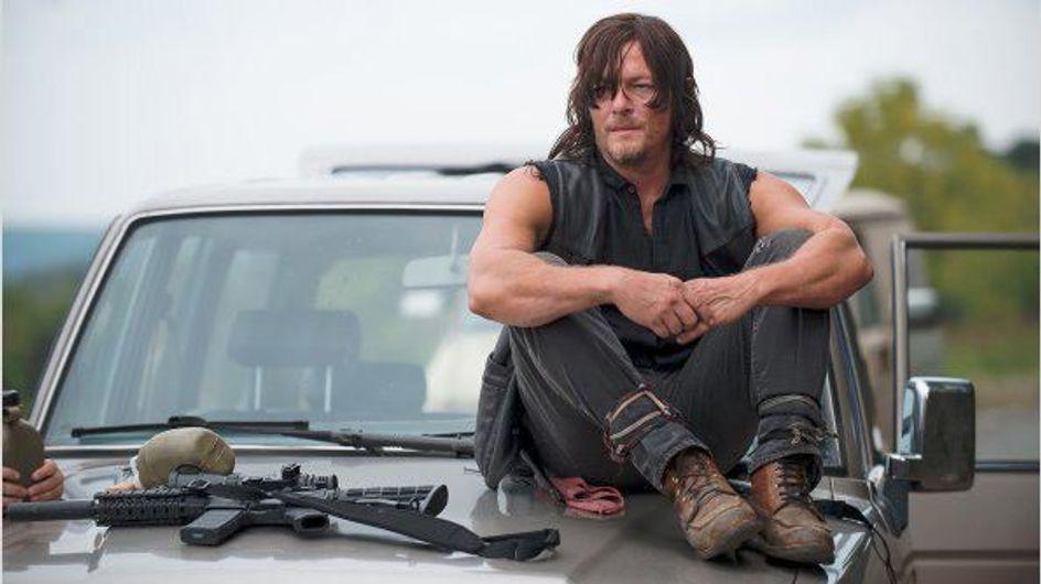Saviez-vous que cet acteur de The Walking Dead était autrefois mannequin Prada ? (Photos)
