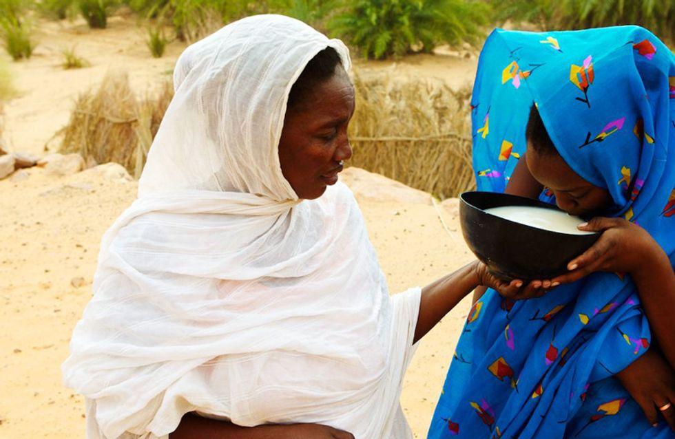 En Mauritania obligan a las niñas a comer para que puedan encontrar un marido
