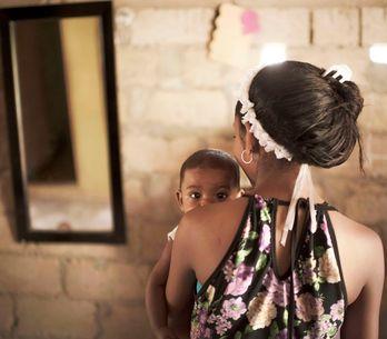#Childmothers, las historias de niñas que se convirtieron en madres demasiado jó