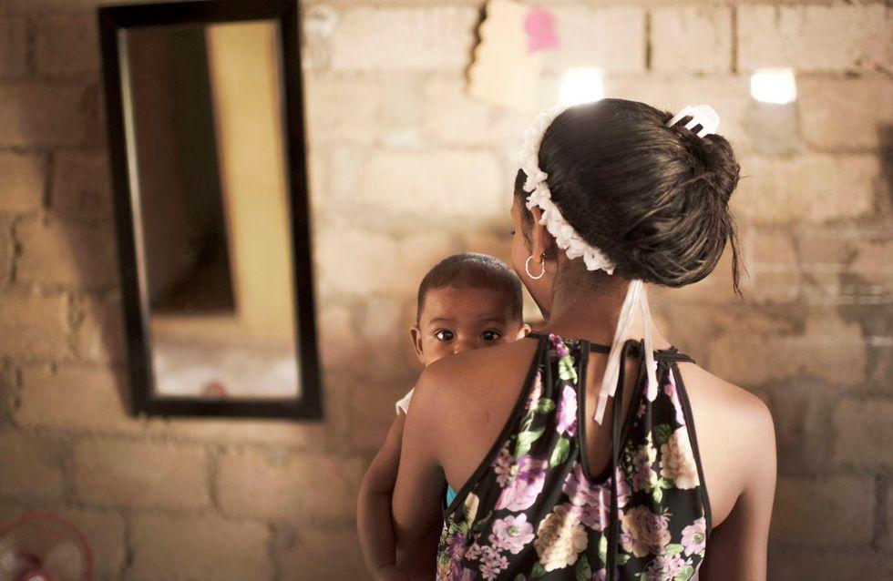 #Childmothers, las historias de niñas que se convirtieron en madres demasiado jóvenes