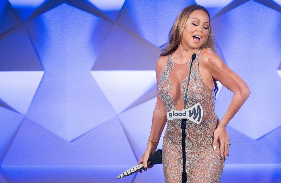 Mariah Carey se retira de la música tras la humillación en Times Square