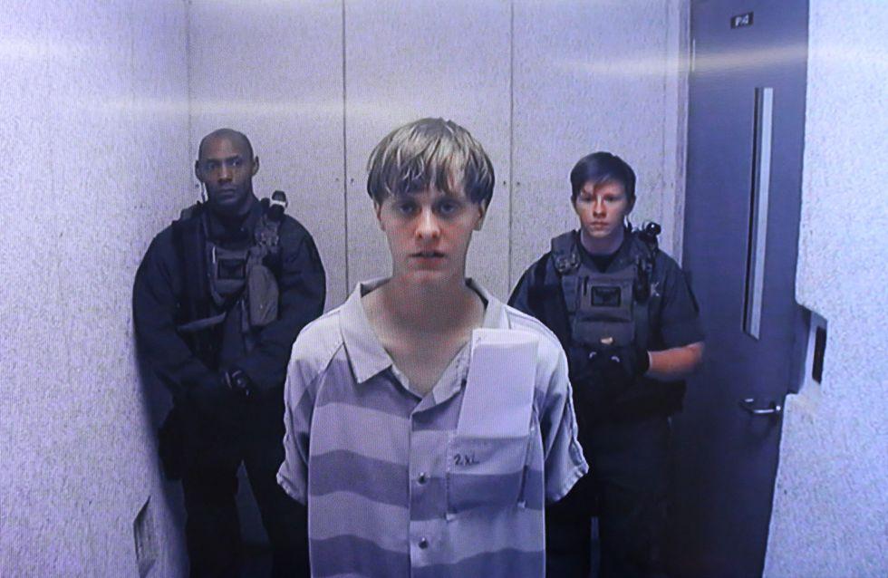 Dylann Roof, l'auteur de la tuerie de Charleston est condamné à la peine de mort