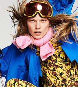 Moda en la nieve, la mejor ropa de esquí