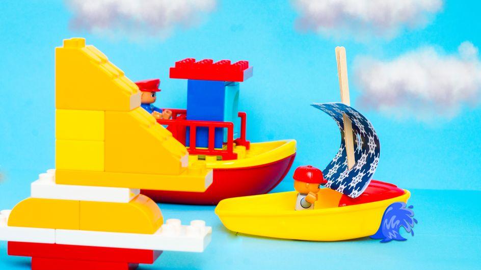 Personnaliser son petit bateau