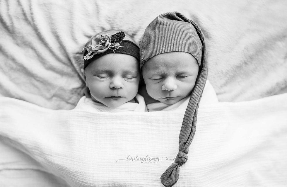 Eines ihrer Babys wird sterben - deswegen macht sie diese herzzerreißenden Erinnerungsbilder