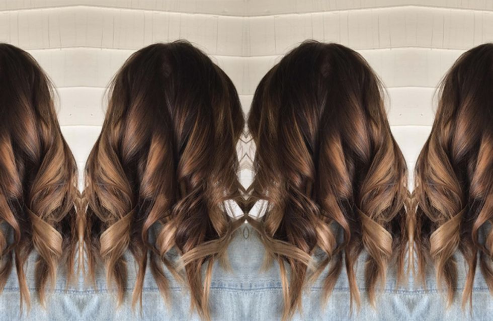 Tiger Eye Tie-Dye Is The Latest Hair Trend To Rock Our Tresses