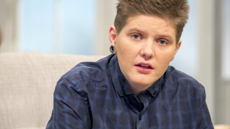 Hayden Cross est le premier transgenre britannique à être enceint