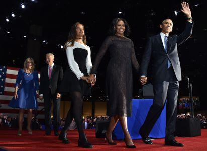 Le secret du dernier look de Michelle Obama en tant que First Lady