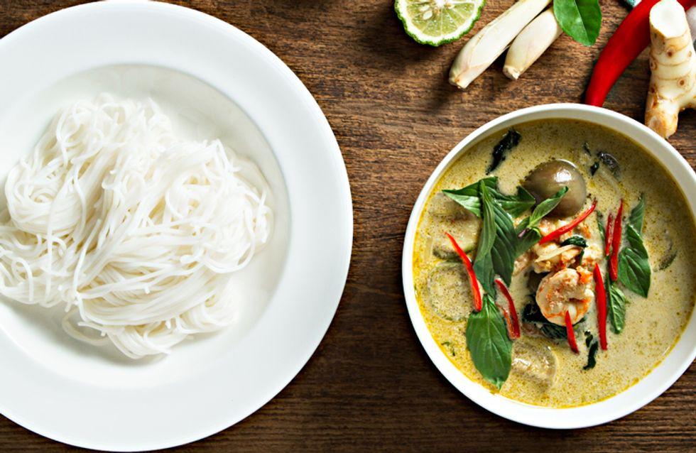 ¡Thai mood! Descubre la cocina tailandesa más popular