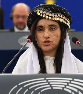 El duro testimonio de Lamiya Haji Bashar, la joven que consiguió escapar de los