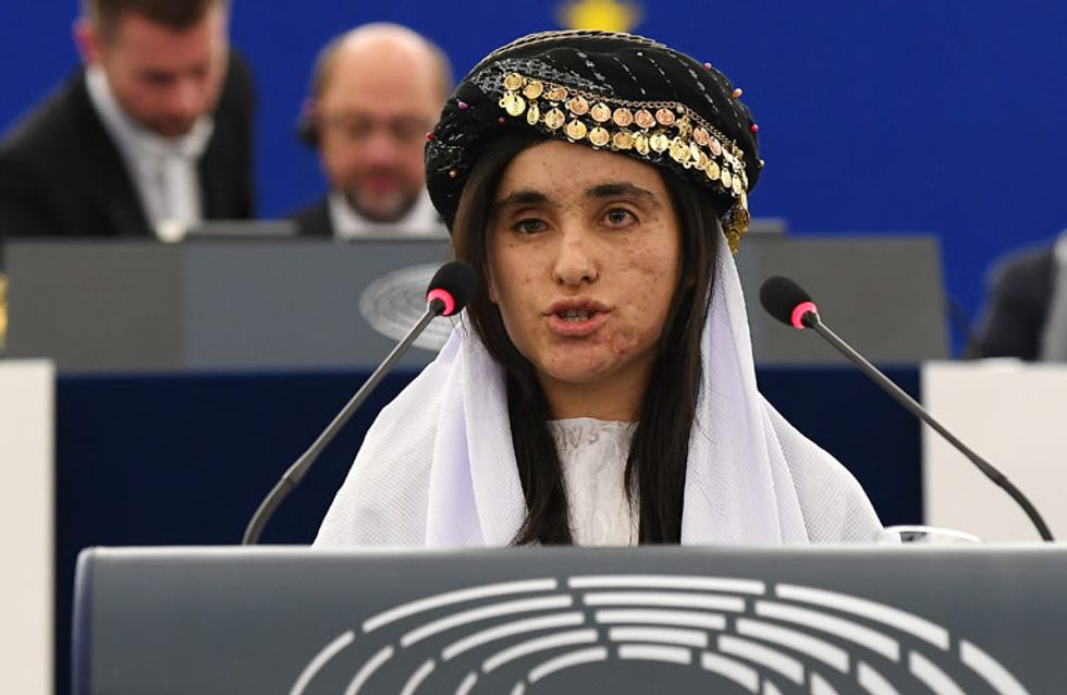 El duro testimonio de Lamiya Haji Bashar, la joven que consiguió escapar de los horrores del Daesh