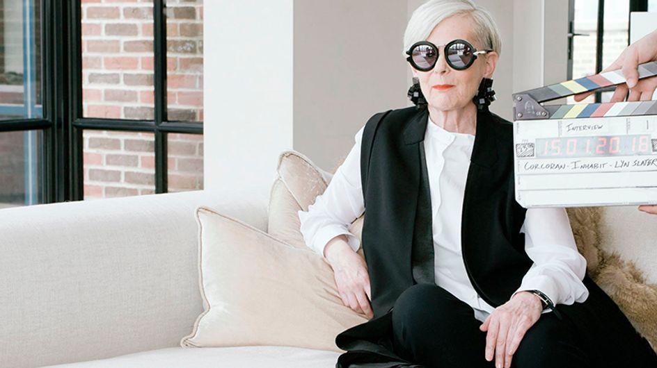 Blogueira aos 60 e poucos? Conheça Lyn Slater