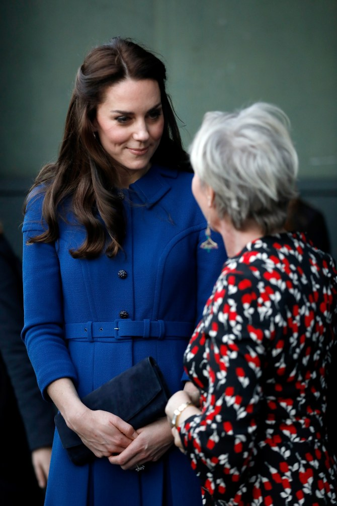 Kate Middleton ne se passe plus de ses minaudières