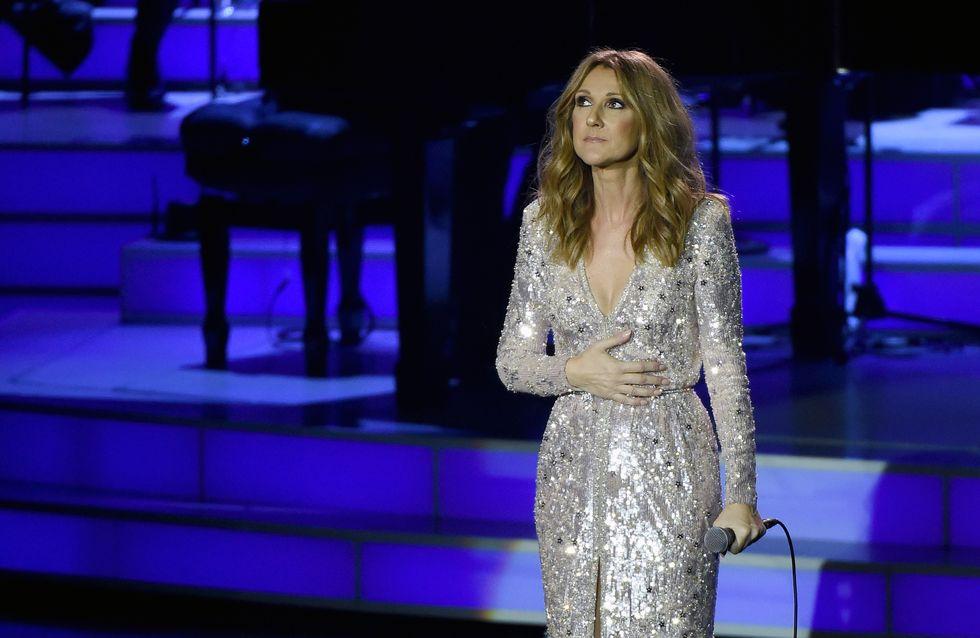 Céline Dion rend un déchirant hommage en chanson à René Angélil un an après sa disparition (Vidéo et photos)