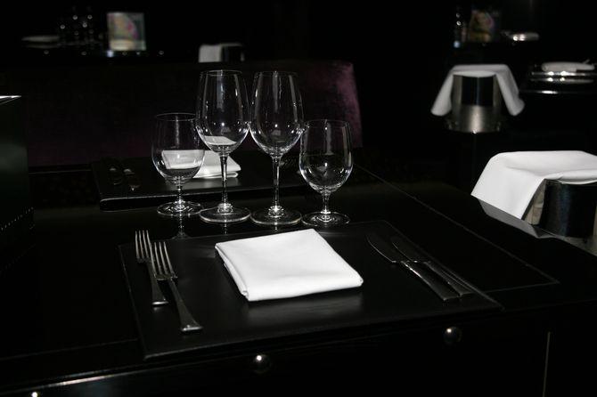 Außergewöhnliche Restaurants: Dinner in the Dark