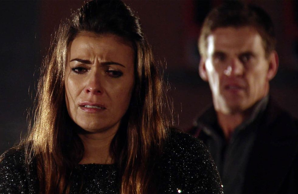 Coronation Street 23/01 - Grief Takes A Worrying Hold On Michelle