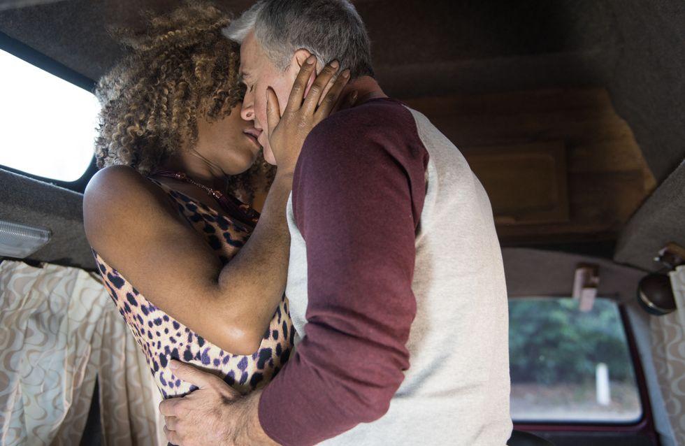Hollyoaks 24/01 - Lisa Snuggles Up To Mac In His Camper Van...