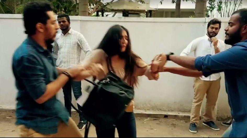 En Inde, un mannequin challenge glaçant dénonce les violences faites aux femmes (Vidéo)