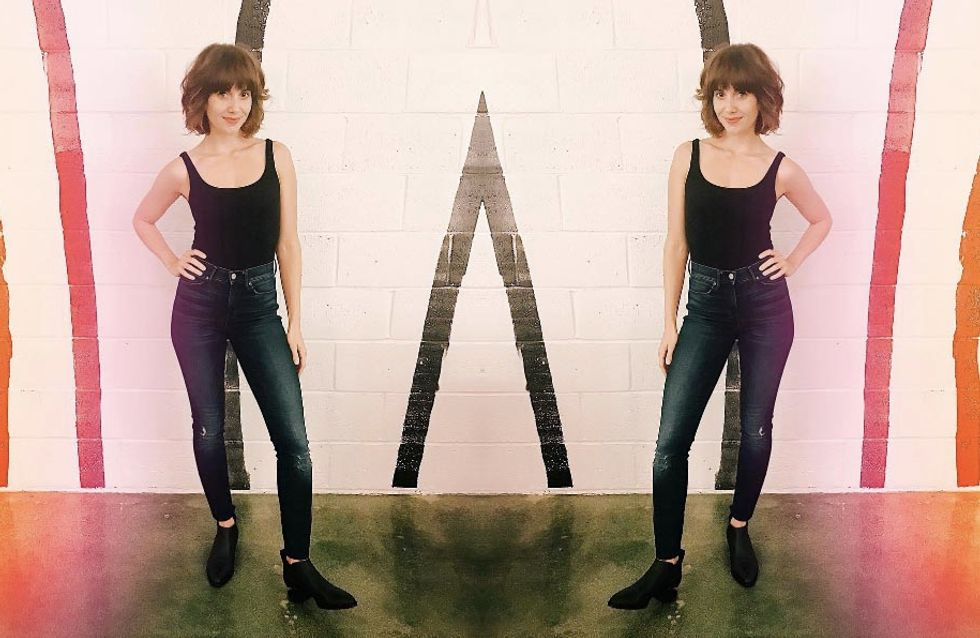 Alison Brie Is Rocking 2017's Hottest Haircut & Now We Want To Be Her