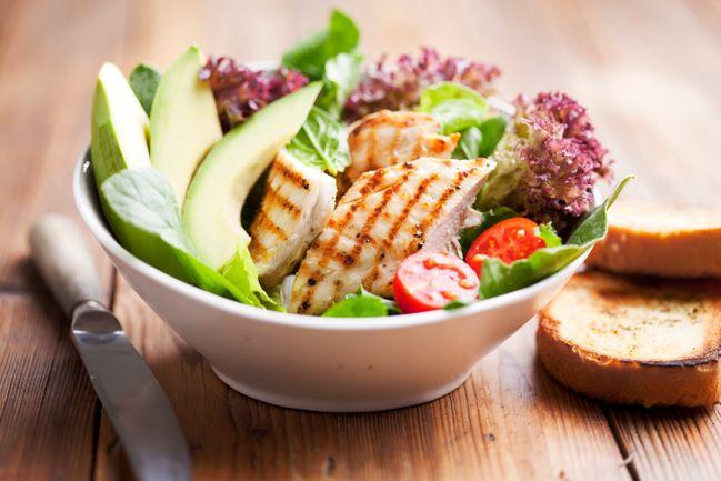 il menù dietetico ultra semplice