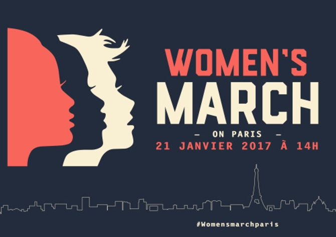 Women's March on Paris 2017