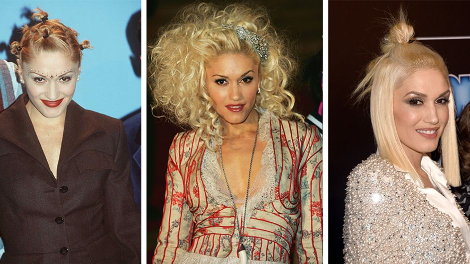 Gwen Stefani's Beauty Evolution: Her Most Memorable Looks!