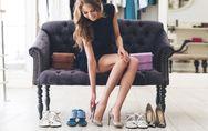 Nie wieder Fehlkäufe: DIESE 3 Schuh-Shopping-Tipps sollte jede Frau kennen!