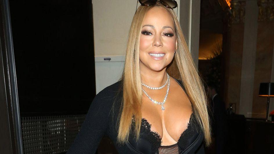 Mariah Carey, peor look de la semana