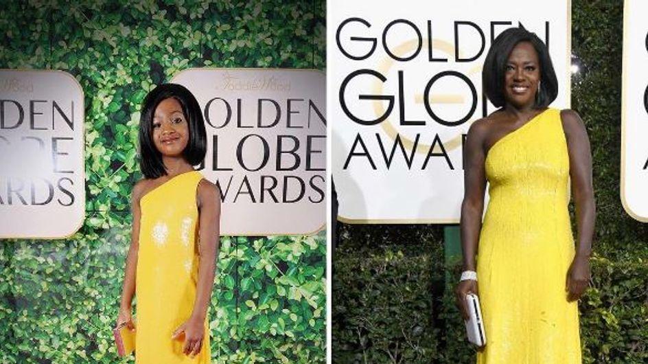 Des enfants recréent les looks des Golden Globes et ça nous fait craquer ! (Photos)