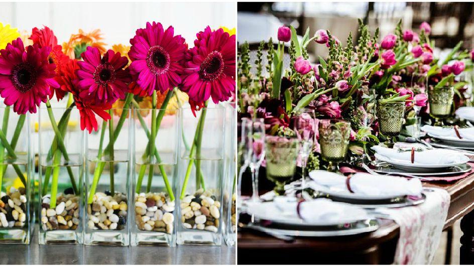 8 flores mais usadas em casamentos que vão continuar sendo tendência em 2017