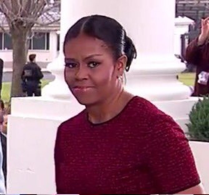 Michelle Obama : Ses regards lors de l'investiture de Donald Trump affolent le web